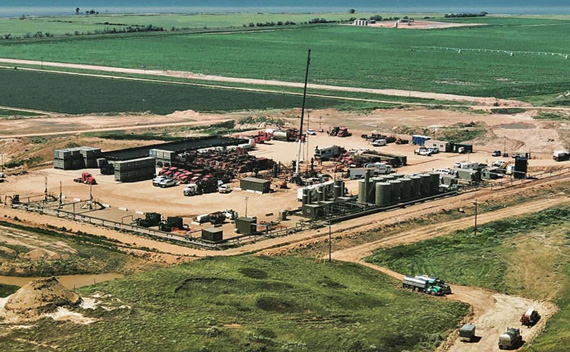 pipeline and facilities installation